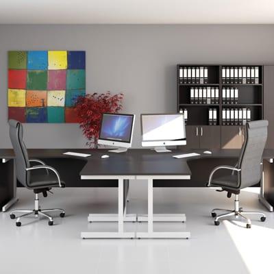 Ashford Desk & Storage